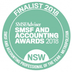 SMSF & Accounting Professional of the Year 2018